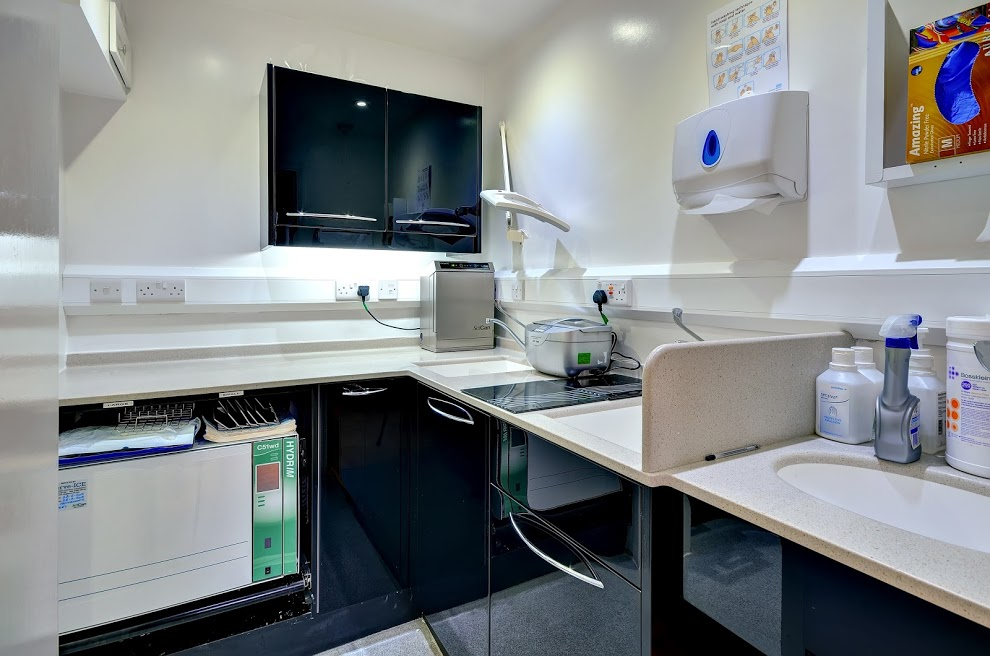 4 sterilization room